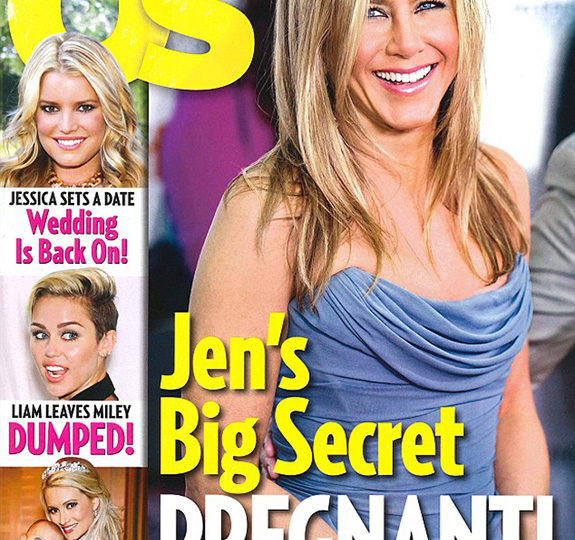 Jennifer Aniston: I'm not pregnant!