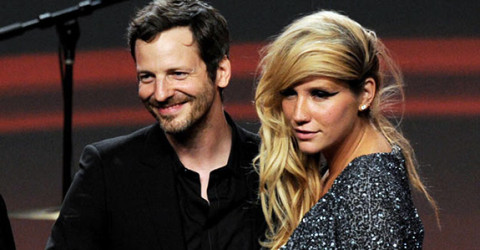 Ke$ha and Dr. Luke