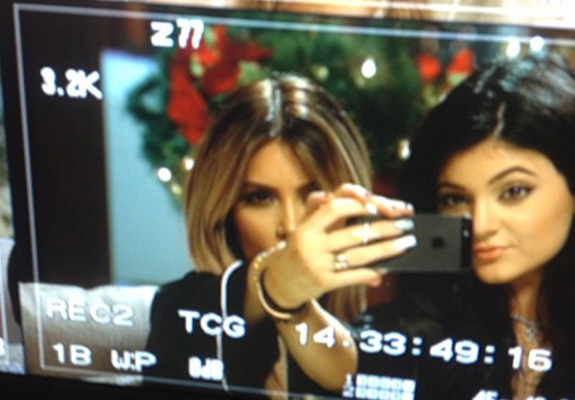 The Kardashians are celebrating Christmas already?!