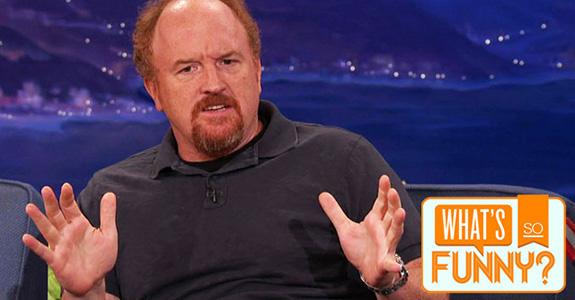 Louis C.K. hates cell phones