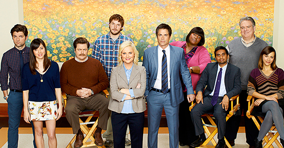 Gag Reel: 'Parks and Recreation' season five!