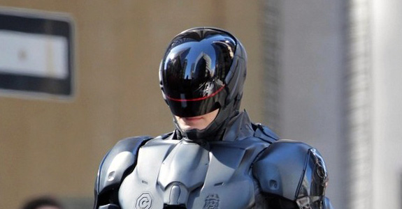 Trailer: The 'RoboCop' remake!