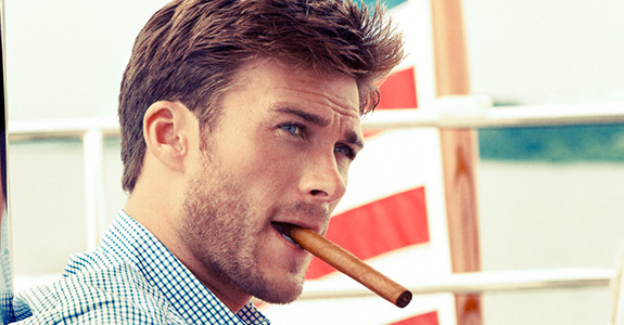 FitnessBytes: Clint Eastwood's son Scott = Hotness!