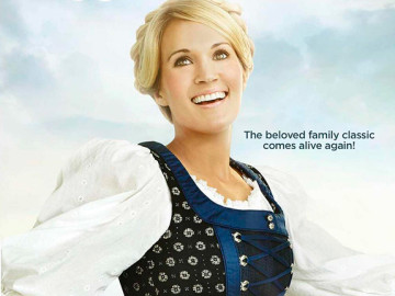 First Look: Carrie Underwood in 'The Sound of Music'