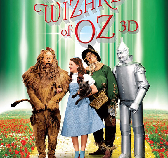 Don't miss 'The Wizard of OZ' in IMAX 3D!