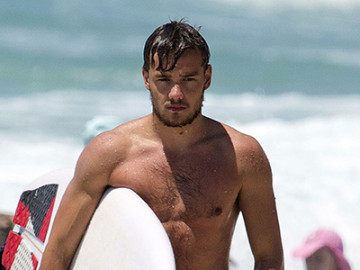 Photos: One Direction's Liam Payne is a sexy surfer!
