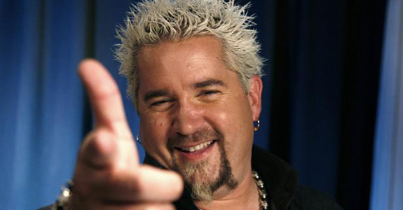 Guy Fieri got into a fist-fight with his hairdresser