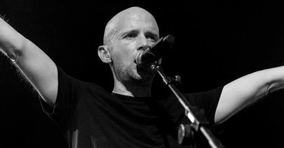 Moby dazzled at Hollywood's Fonda Theatre