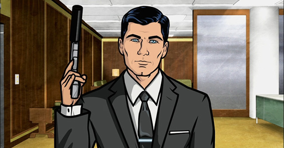 "Archer ""Danger Zone"""