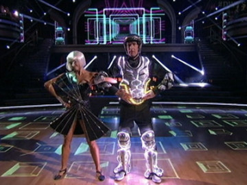 Bill Nye went out with The Robot on 'DWTS'