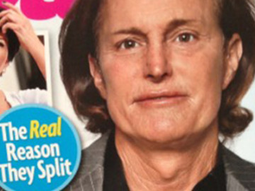 Kris' Bombshell: Bruce Jenner wants to be a woman?!