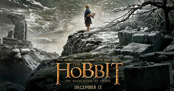 Trailer: 'The Hobbit: The Desolation of Smaug'