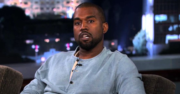Kanye West ranted (again) on 'Jimmy Kimmel Live'