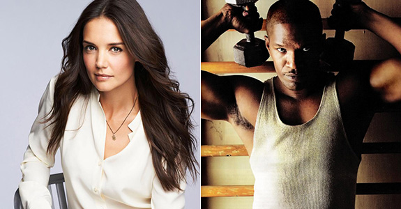 Katie Holmes and Jamie Foxx are a couple?