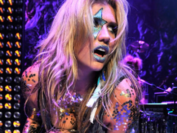 TGIF! Ke$ha electrocuted her vagina!