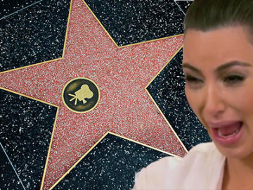 Kim Kardashian still doesn't qualify for a star on Hollywood's Walk of Fame