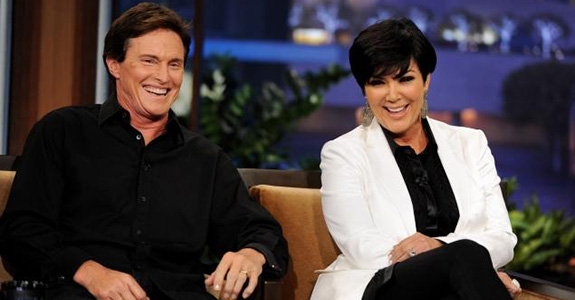 Kris and Bruce Jenner are getting divorced