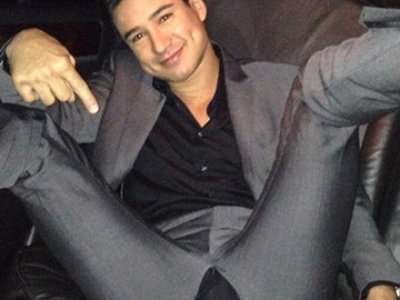 Yes Mario Lopez. Yes.