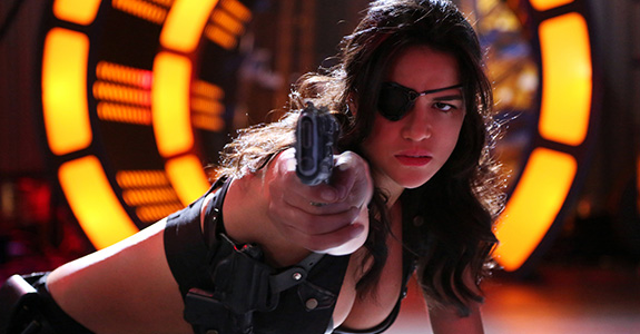 Michelle Rodriguez: I swing both ways!