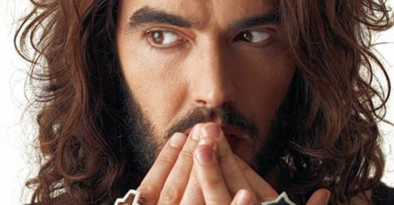 Russell Brand gave a complete stranger a handjob?