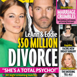 LeAnn Rimes and Eddie Cibrian Marriage Trouble