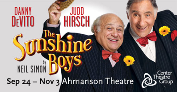 Don't miss Neil Simon's 'The Sunshine Boys'