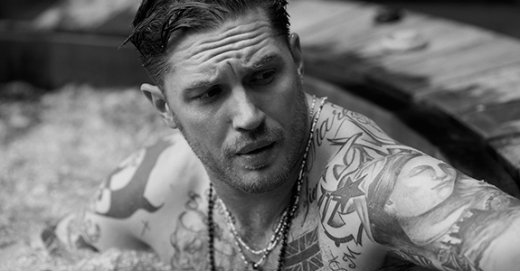 Tom Hardy is playing Elton John?