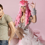 Zac Efron and Nicki Minaj