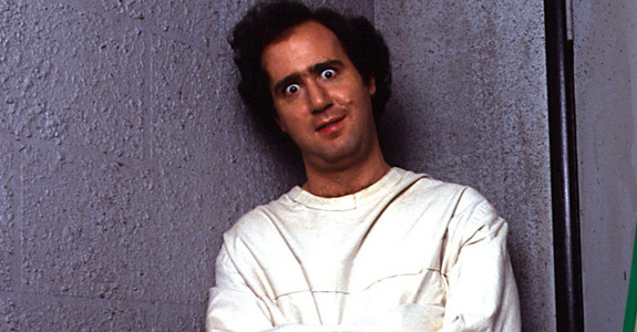 Surprise! Andy Kaufman might still be alive!