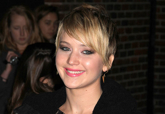 Only Jennifer Lawrence could make pooping her pants sound adorable