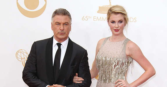 Ireland Baldwin wants you to leave Alec Baldwin alone