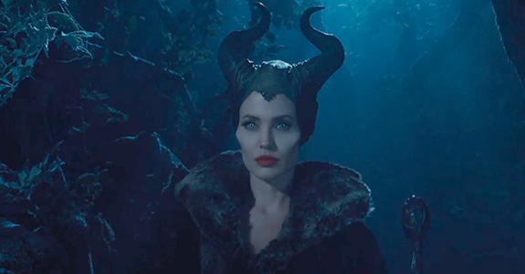 Angelina Jolie is 'Maleficent'