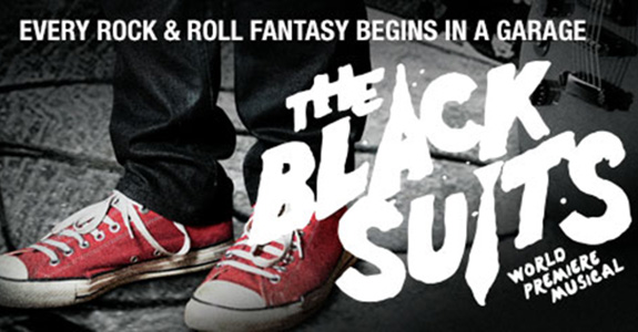World Premiere Musical: The Black Suits