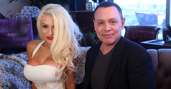 Courtney Stodden & Doug Hutchison: Working it out?