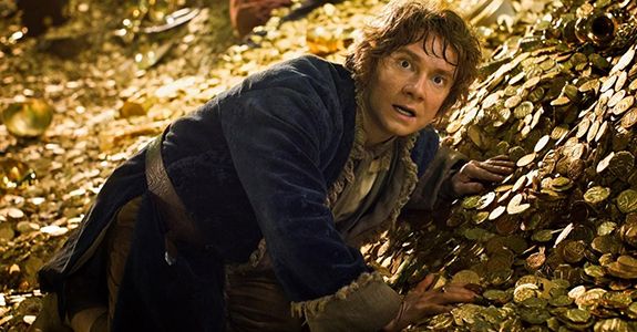 Sneak Peek: The Hobbit: The Desolation of Smaug