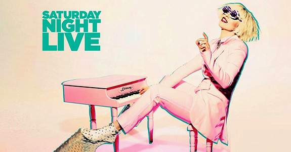 "Lady Gaga killed it on SNL with ""Gypsy"""
