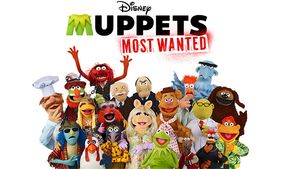 Trailer: Muppets Most Wanted (YAY!)