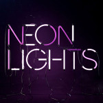 "Demi Lovato ""Neon Lights"""