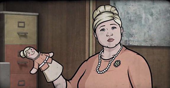 Archer's Pam Poovey teaches conflict resolution