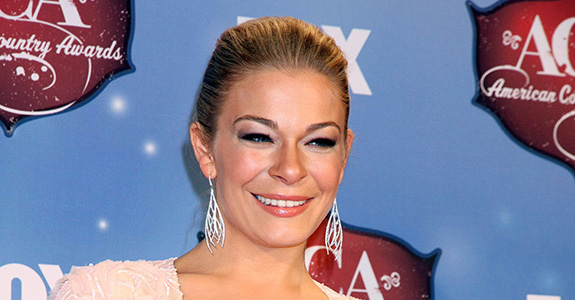 When LeAnn Rimes cries she thinks about sex?