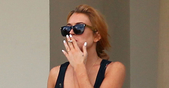 Lindsay Lohan: Trying to use her 'miscarriage' in court