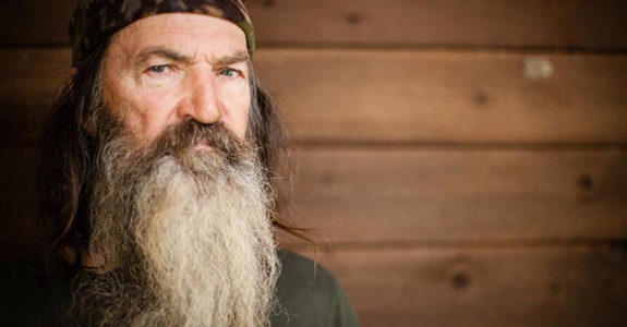 Phil Robertson also said some awful things about racism