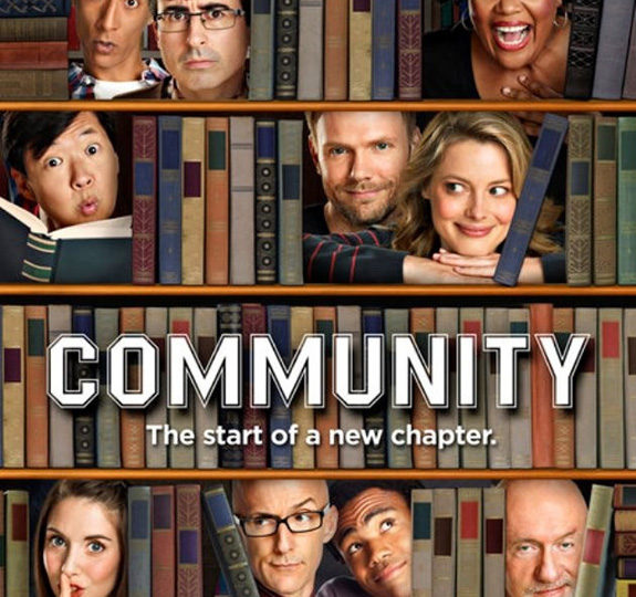It's the 'Community' season five promo!