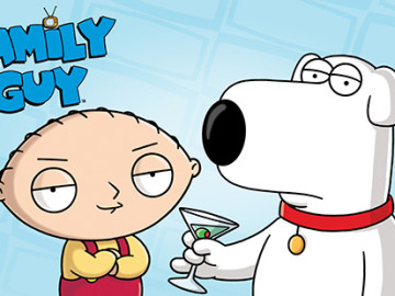 Oh yeah, they brought back Brian on 'Family Guy'