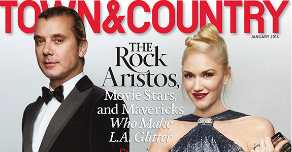Gwen and Gavin cover Town & Country