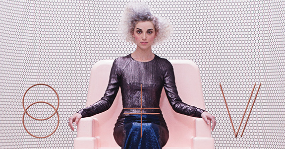 "St. Vincent returns with ""Birth In Reverse"""