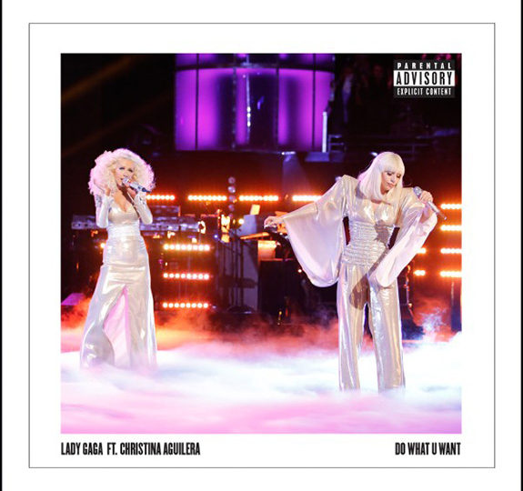 Listen: Lady Gaga & Christina Aguilera: Do What U Want