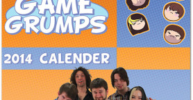 Game Grumps 2014 Calendar