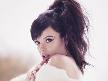 Lily Allen: Esquire UK's February Cover Star!