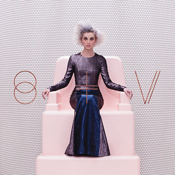 """St. Vincent """"Birth In Reverse"""""""